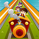 Kids riding a Train - GraphicRiver Item for Sale