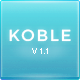 Koble - Responsive Email Template - ThemeForest Item for Sale