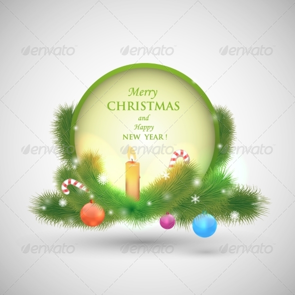 GraphicRiver Merry Christmas and Happy New Year 8154658