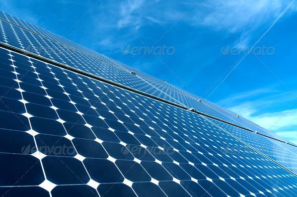 Stock Photo - PhotoDune Solar panel 835062