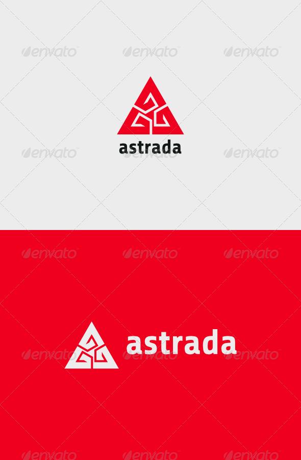 GraphicRiver Astrada Logo 8154831