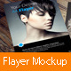 Flayer / Poster A4 Mockup in PSD - GraphicRiver Item for Sale