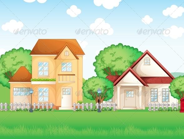 Two Big Houses