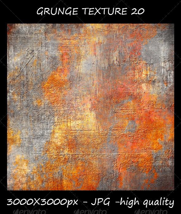 GraphicRiver Grunge Texture 20 8156617