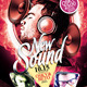 New Sound Party Flyer - GraphicRiver Item for Sale