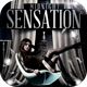 Midnight Sensation Flyer Template - GraphicRiver Item for Sale