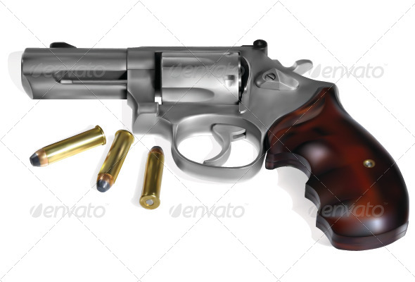 GraphicRiver Revolver 8158174