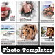 Artistic - Photo Templates - GraphicRiver Item for Sale