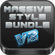 Massive Style Bundle v2 - GraphicRiver Item for Sale