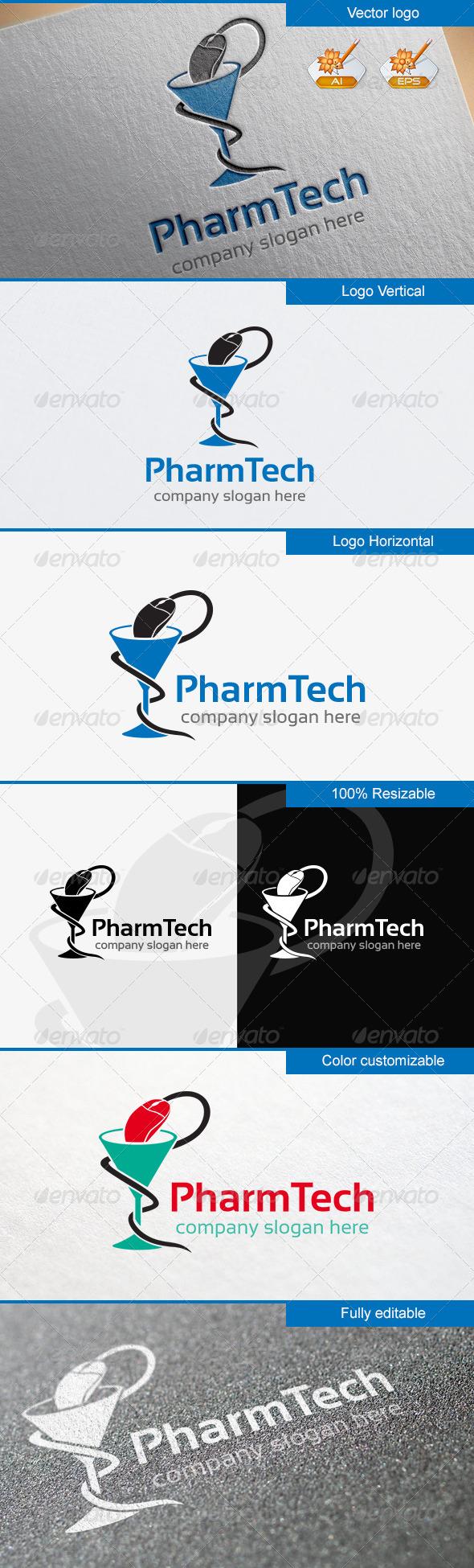 GraphicRiver pharmTech 8158755