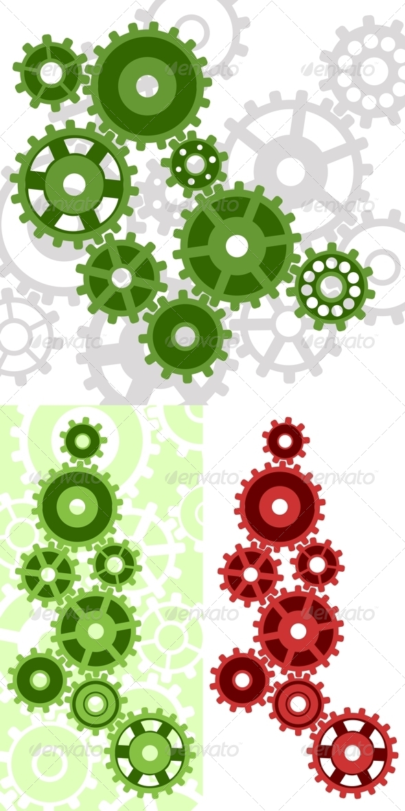 GraphicRiver Abstract Mechanism 8159167
