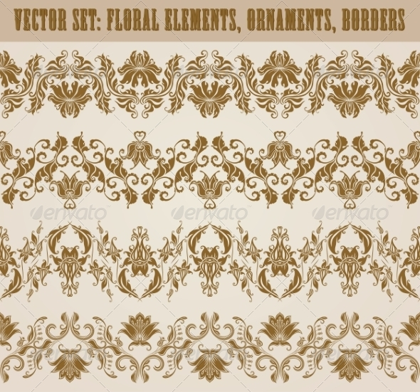 GraphicRiver Horizontal Decoration 8159657