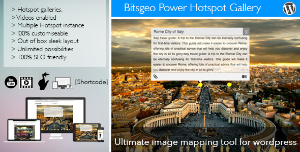 CodeCanyon Power Image Hotspot Galleries 8104179