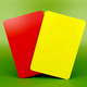 Red and yellow cards - PhotoDune Item for Sale