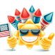 USA Sun - GraphicRiver Item for Sale