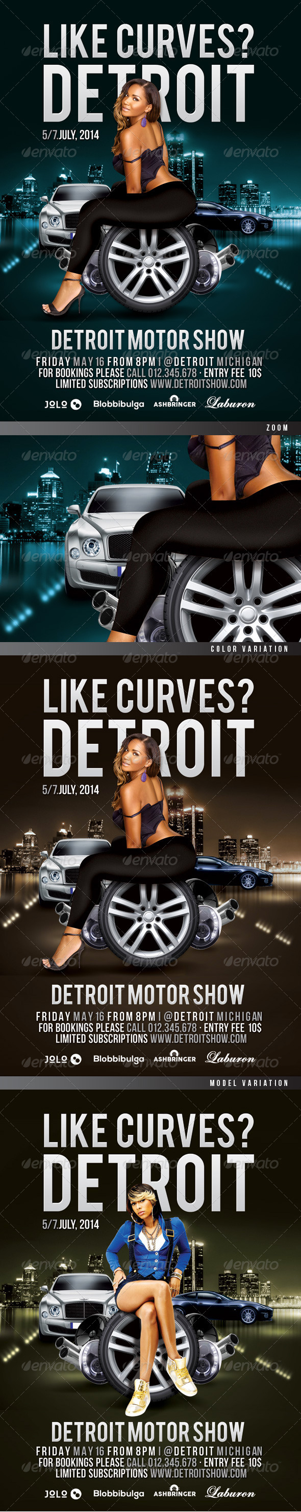 GraphicRiver Like Curves In Detroit Motor Show 8158373