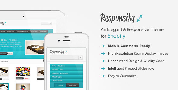 Responsify - Preview