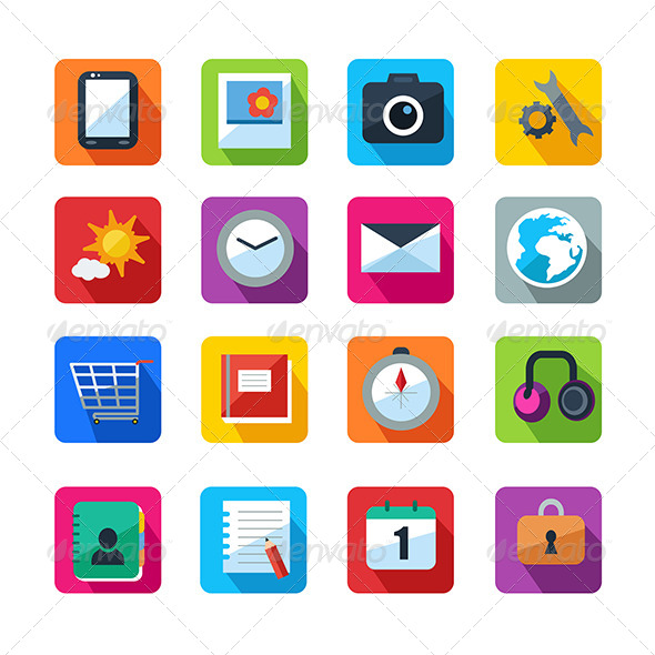 GraphicRiver Tool Icons 8161033