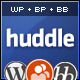 Huddle - WordPress & BuddyPress Community Theme - ThemeForest Item for Sale