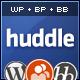 Huddle - WordPress & BuddyPress Community Theme