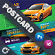 Car Wash Postcard Templates - GraphicRiver Item for Sale