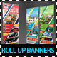 Agency & Shop Grand Opening Roll Up Banners - GraphicRiver Item for Sale