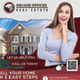 Real Estate Services Flyer Set - GraphicRiver Item for Sale
