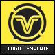 Vision Star - Letter V Logo - GraphicRiver Item for Sale