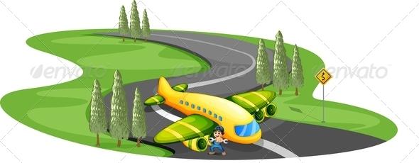 Boy with a Plane