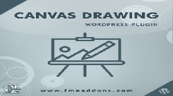 Canvas Drawing Plugin for WordPress by FME