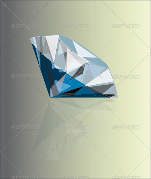 GraphicRiver Diamond Vector 8150519