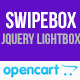 Opencart Swipebox - CodeCanyon Item for Sale