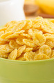 corn flakes in bowl - PhotoDune Item for Sale