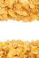corn flakes on white - PhotoDune Item for Sale