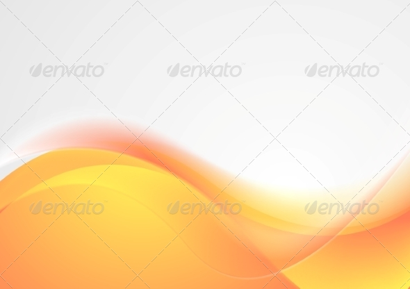 GraphicRiver Bright Wavy Abstract Background 8166902