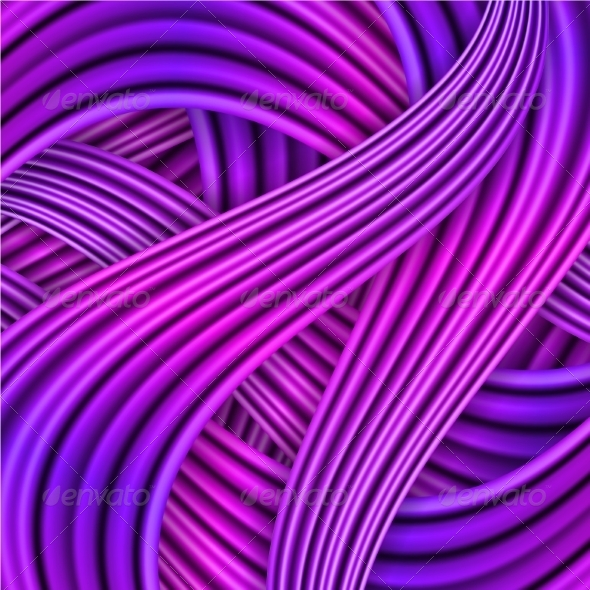 GraphicRiver Violet Striped Background 8166924