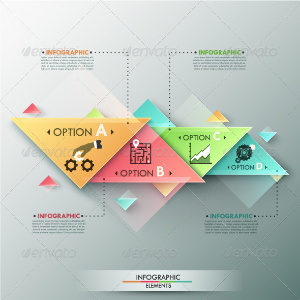GraphicRiver Modern Infographic Options Template 8167545