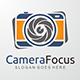 Camera Fokus Logo - GraphicRiver Item for Sale