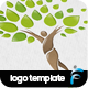 Tree Human logo - GraphicRiver Item for Sale