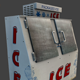 Low Poly: Ice Freezer - 3DOcean Item for Sale