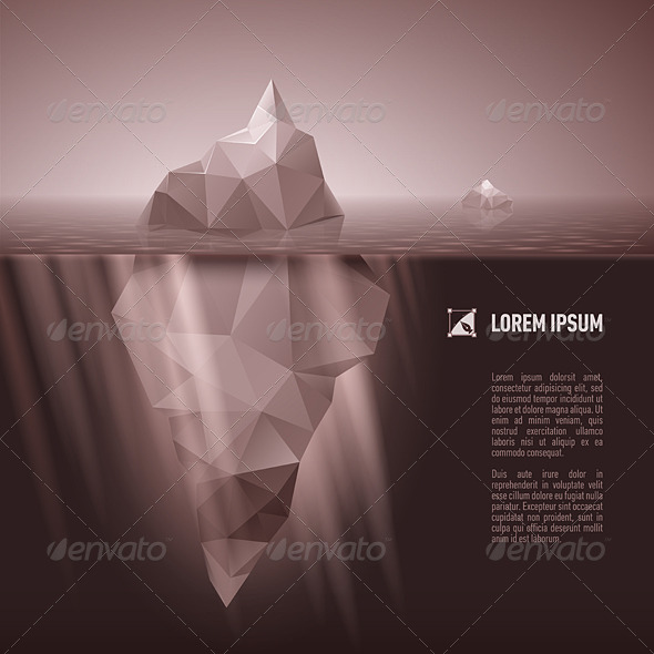 GraphicRiver Icebergs 8169991