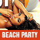 Beach Bash Flyer - GraphicRiver Item for Sale