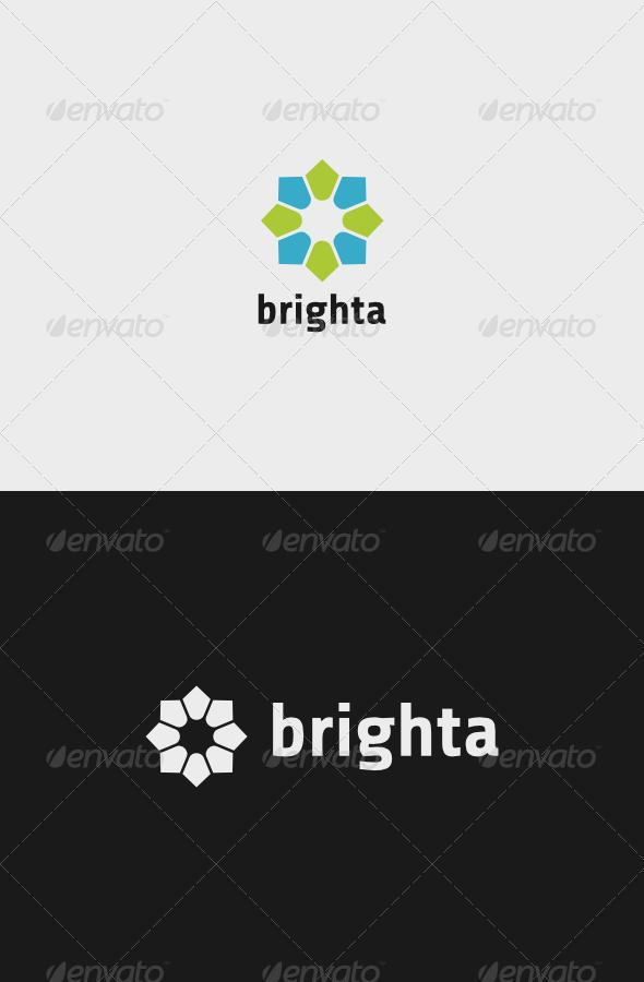 GraphicRiver Brighta Logo 8170664