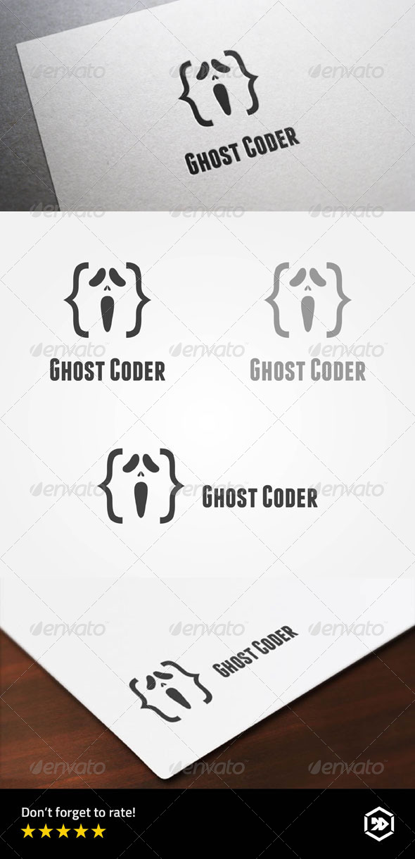 GraphicRiver Hollow Ghost Coder 8131389