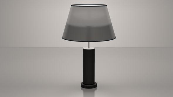 3DOcean Simple Table Lamp 8171011