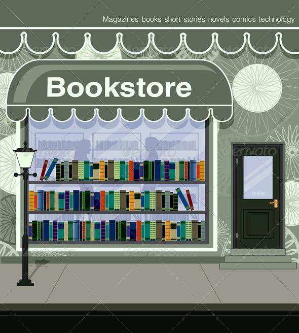 GraphicRiver Bookstore 8171058