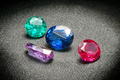 Beautiful glowing gems - PhotoDune Item for Sale