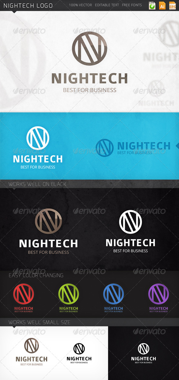 Nightech Logo
