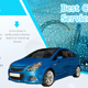 Car Wash Timeline Cover - GraphicRiver Item for Sale