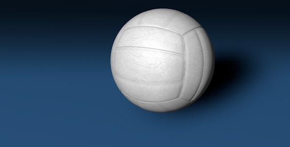 3DOcean Generic Volleyball 8168020